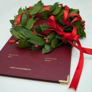 Fotografo libro tesi laurea universita Cagliari