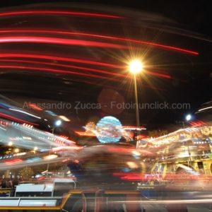 reportage lunapark Cagliari giostra