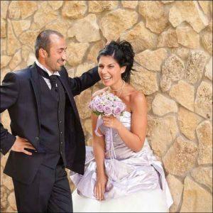 fotografo matrimonio sposi parlano